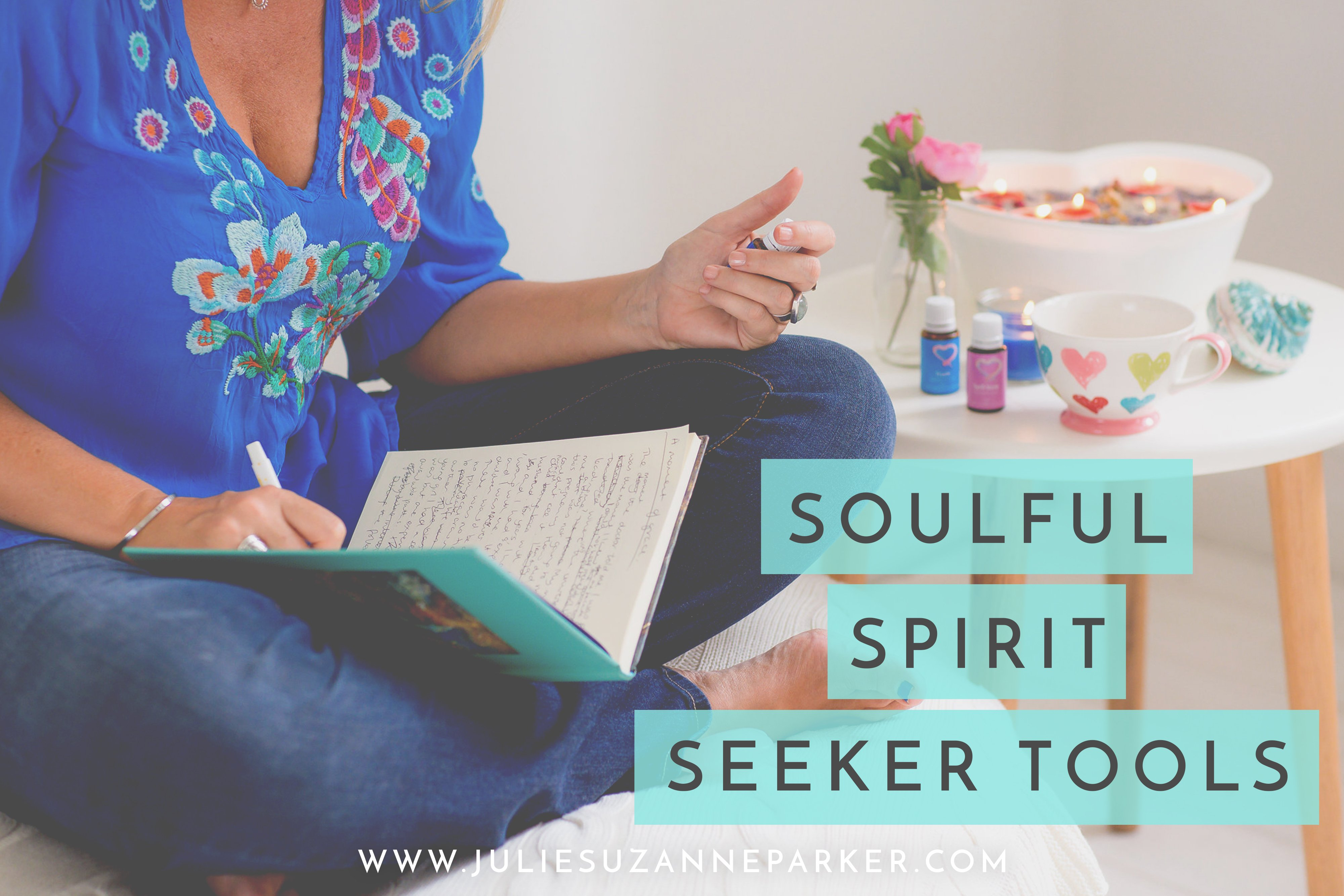 Soulful Spirit Seeker Tools (And a Sacred Self Giveaway!)