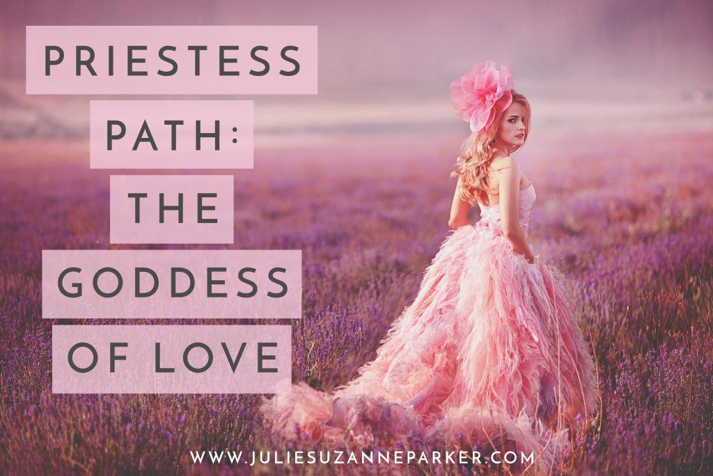 Priestess Path Goddess of Love