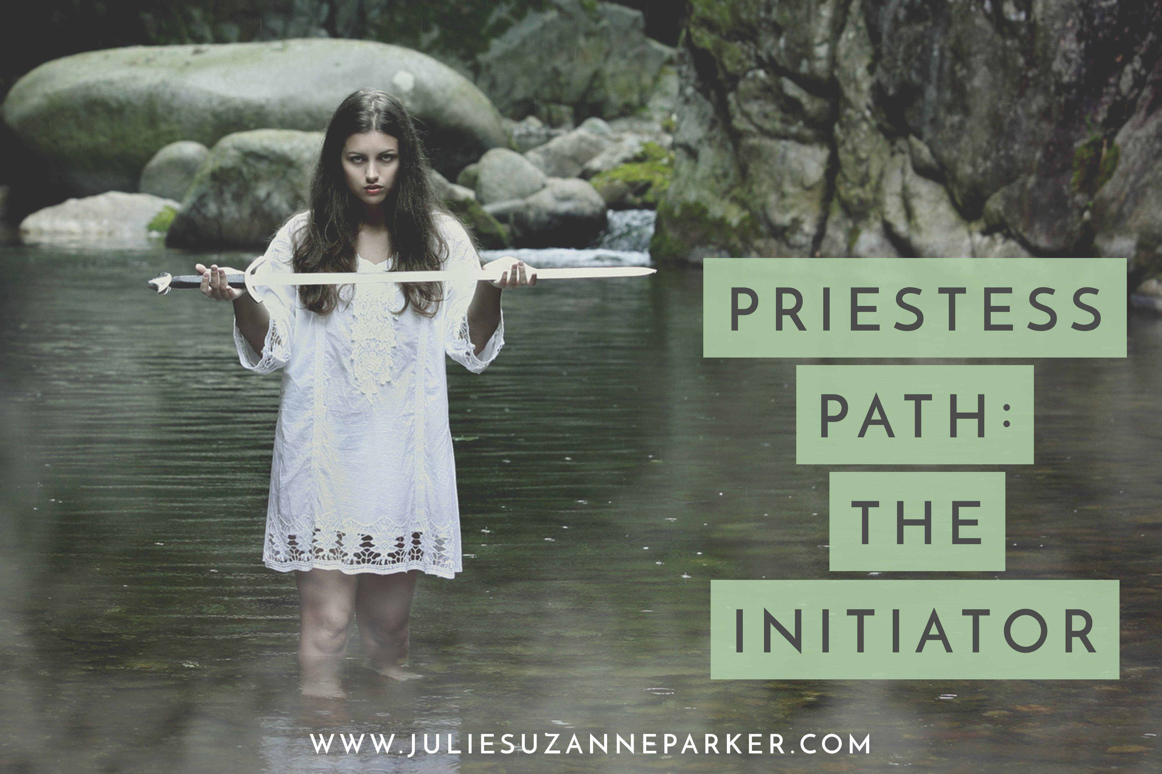 Priestess Path: The Initiator