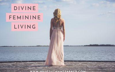 Divine Feminine Living