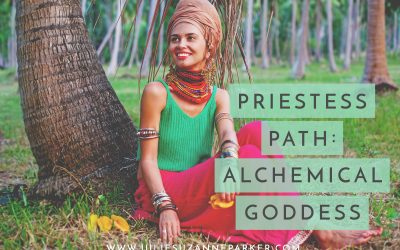 Priestess Path: The Alchemical Goddess
