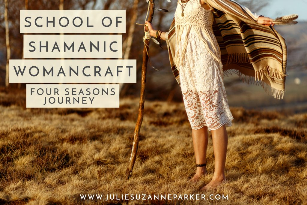 School of Shamanic Womancraft Four Seasons Journey