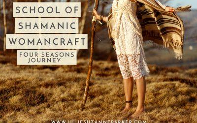 School of Shamanic Womancraft: Four Seasons Journey