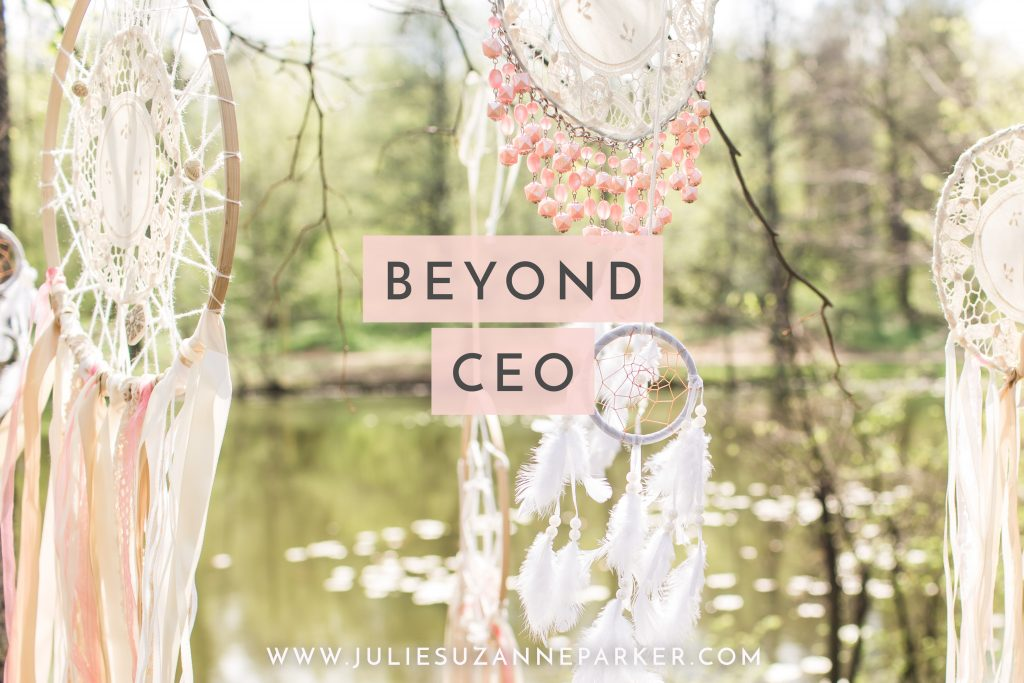 Beyond CEO White Dreamcatchers