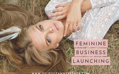 Feminine Business Launching