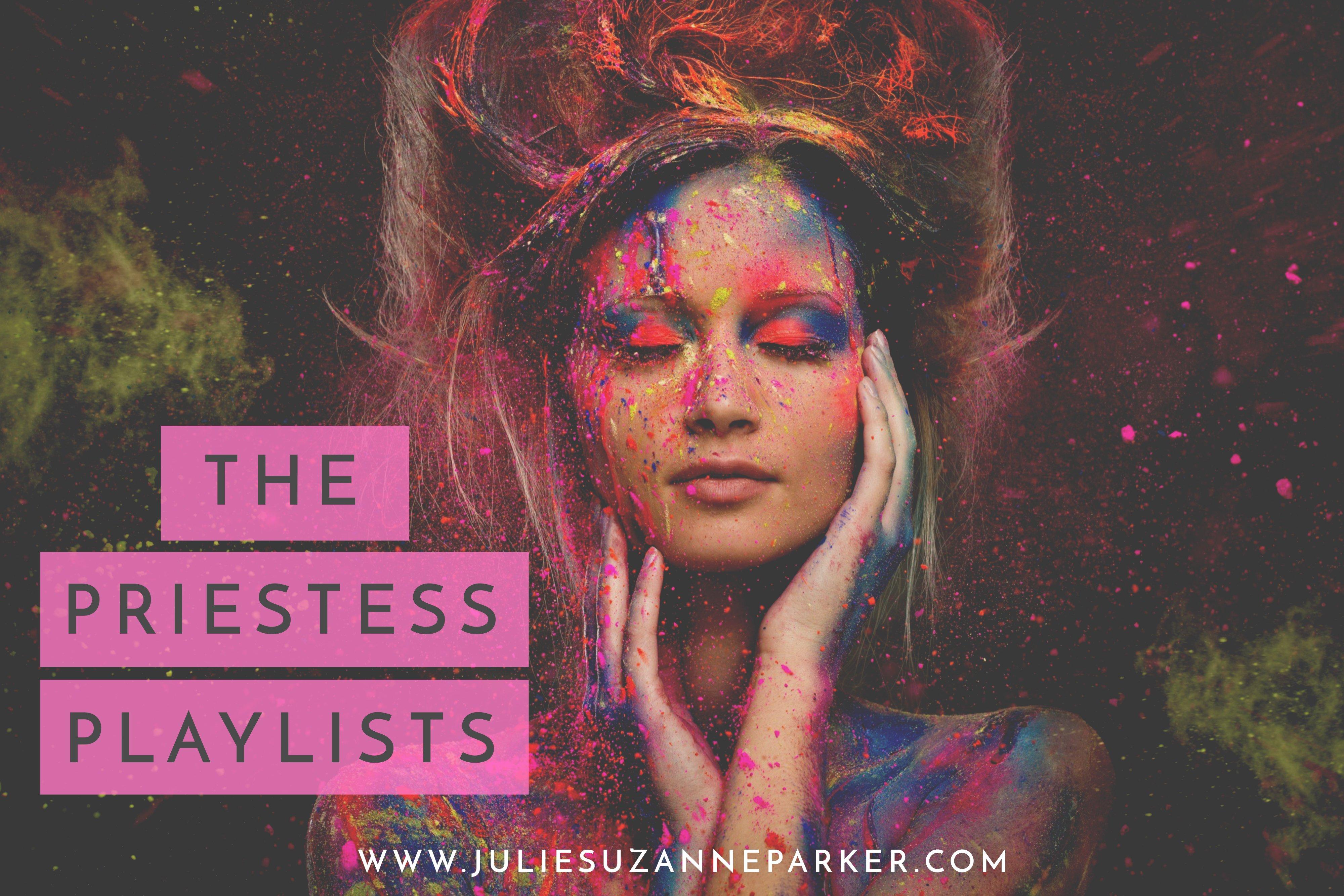 The Priestess Playlists