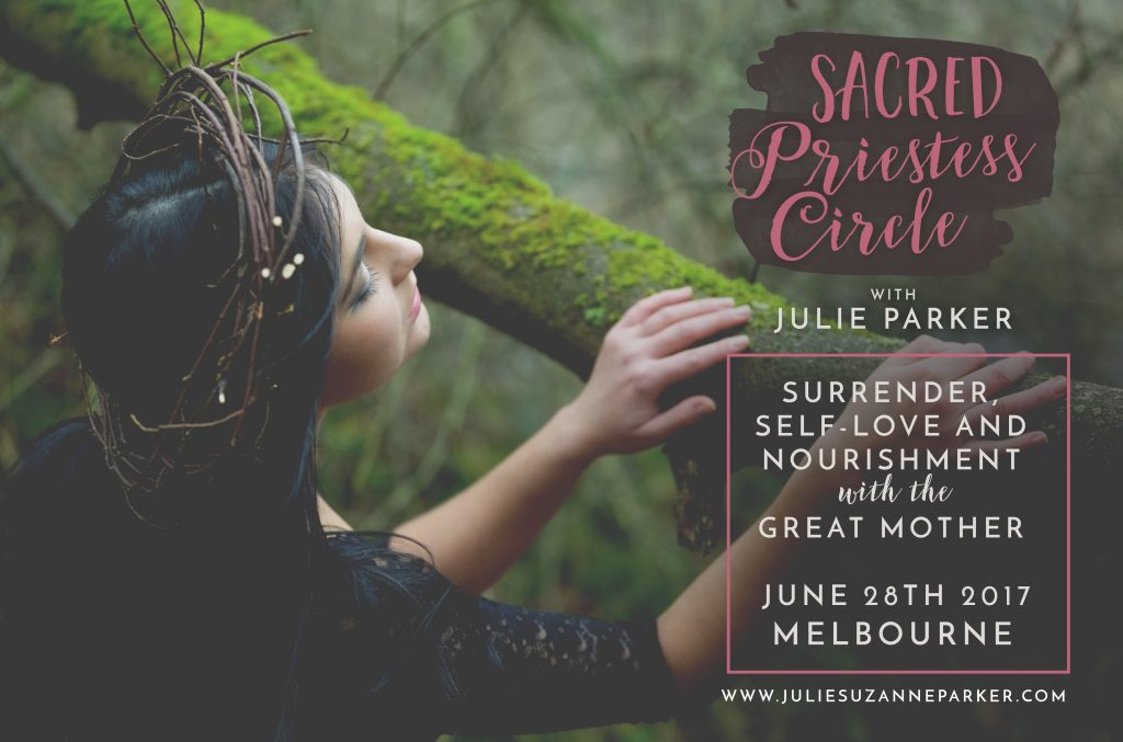 Sacred Priestess Great Mother Circle