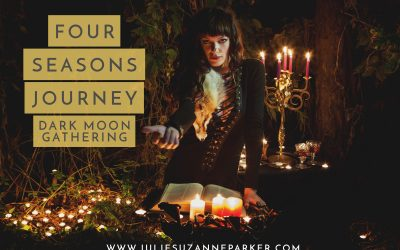 School of Shamanic Womancraft: Four Seasons Journey Dark Moon Gathering