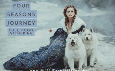 School of Shamanic Womancraft Four Seasons Journey: Full Moon Gathering