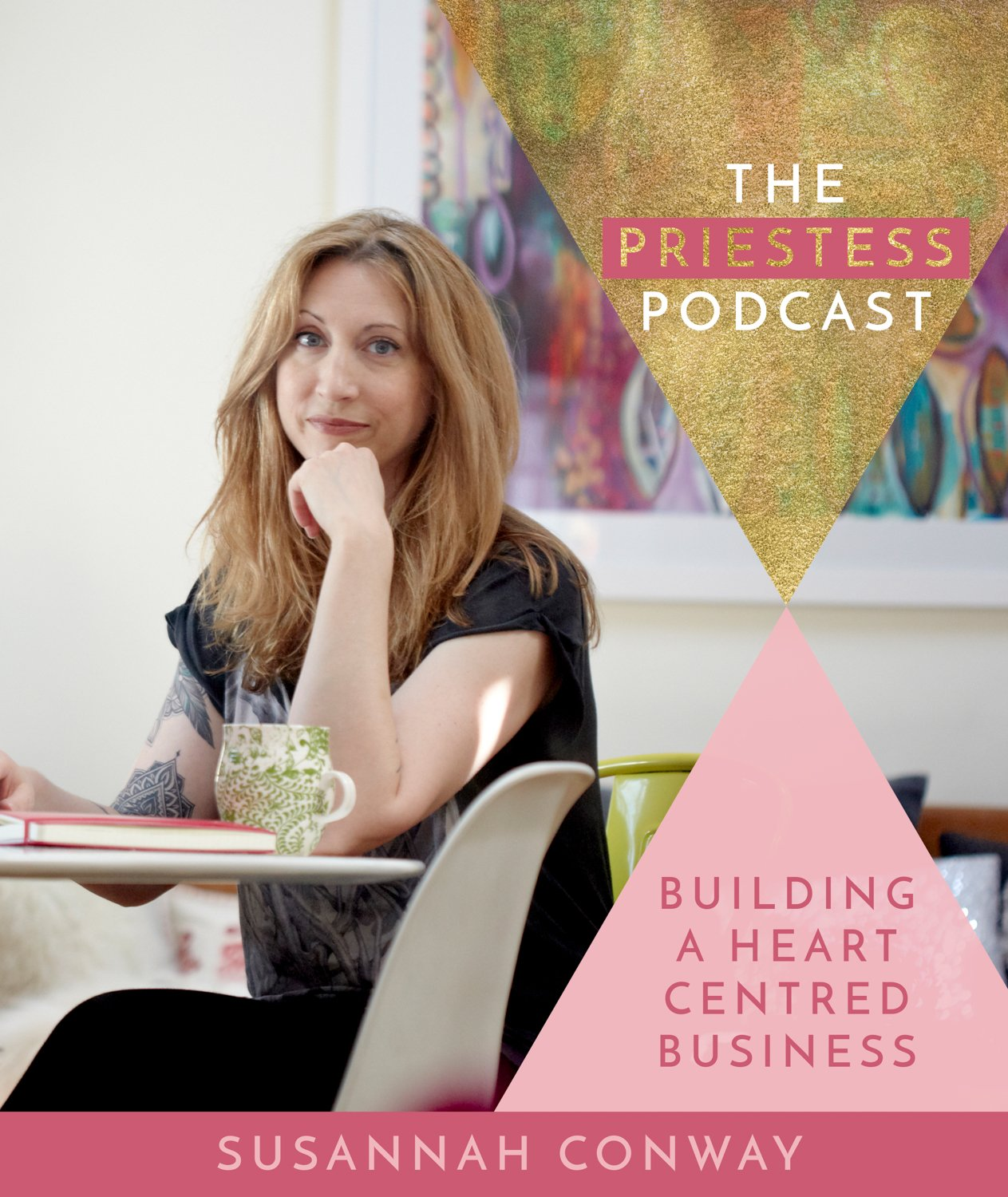 Susannah Conway on Building a Heart Centred Business
