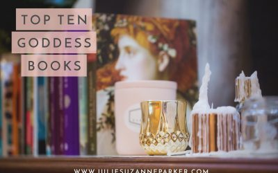 Top Ten Goddess Books