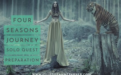 Four Seasons Journey: Solo Quest Preparation