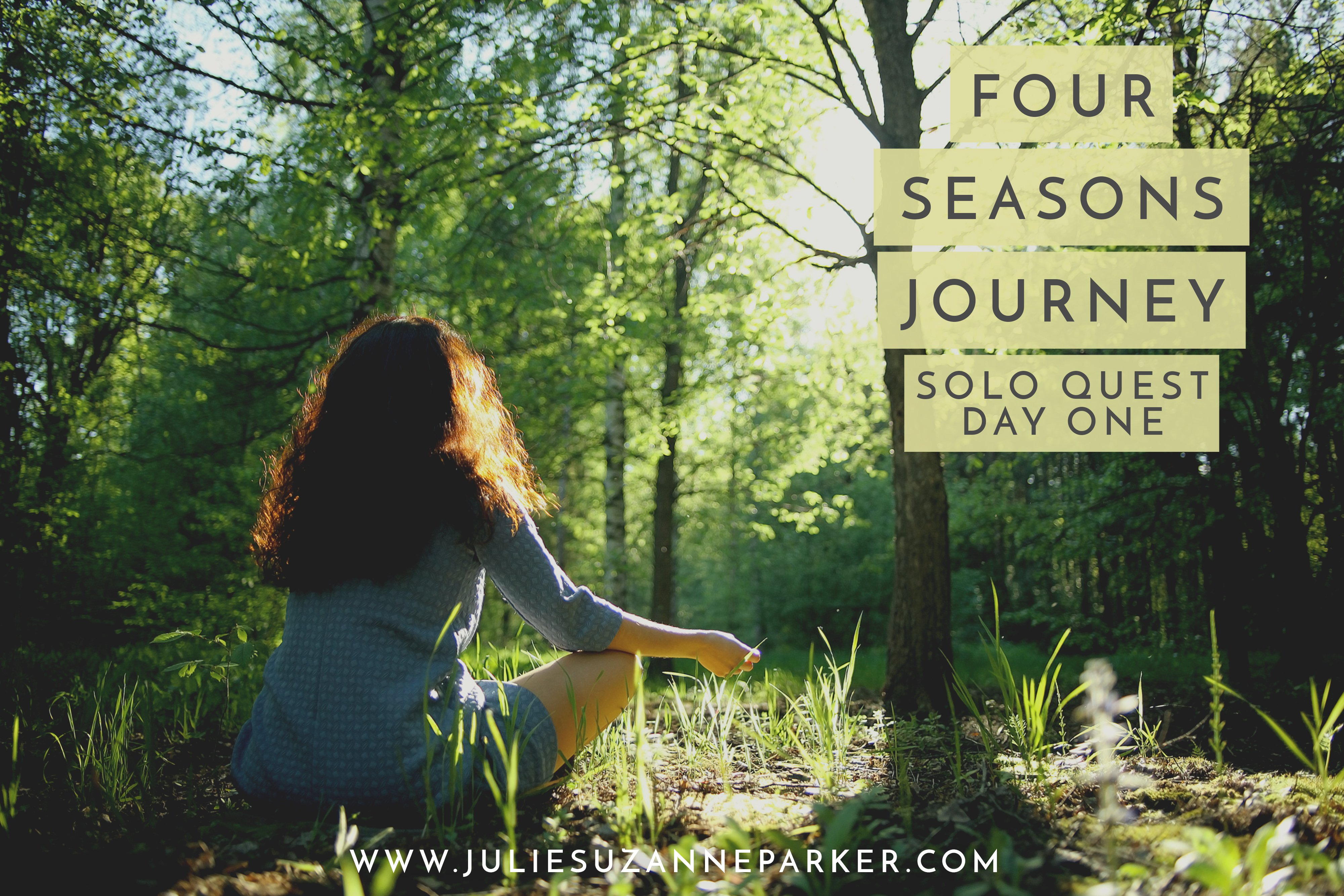 Four Seasons Journey: Solo Quest Day One