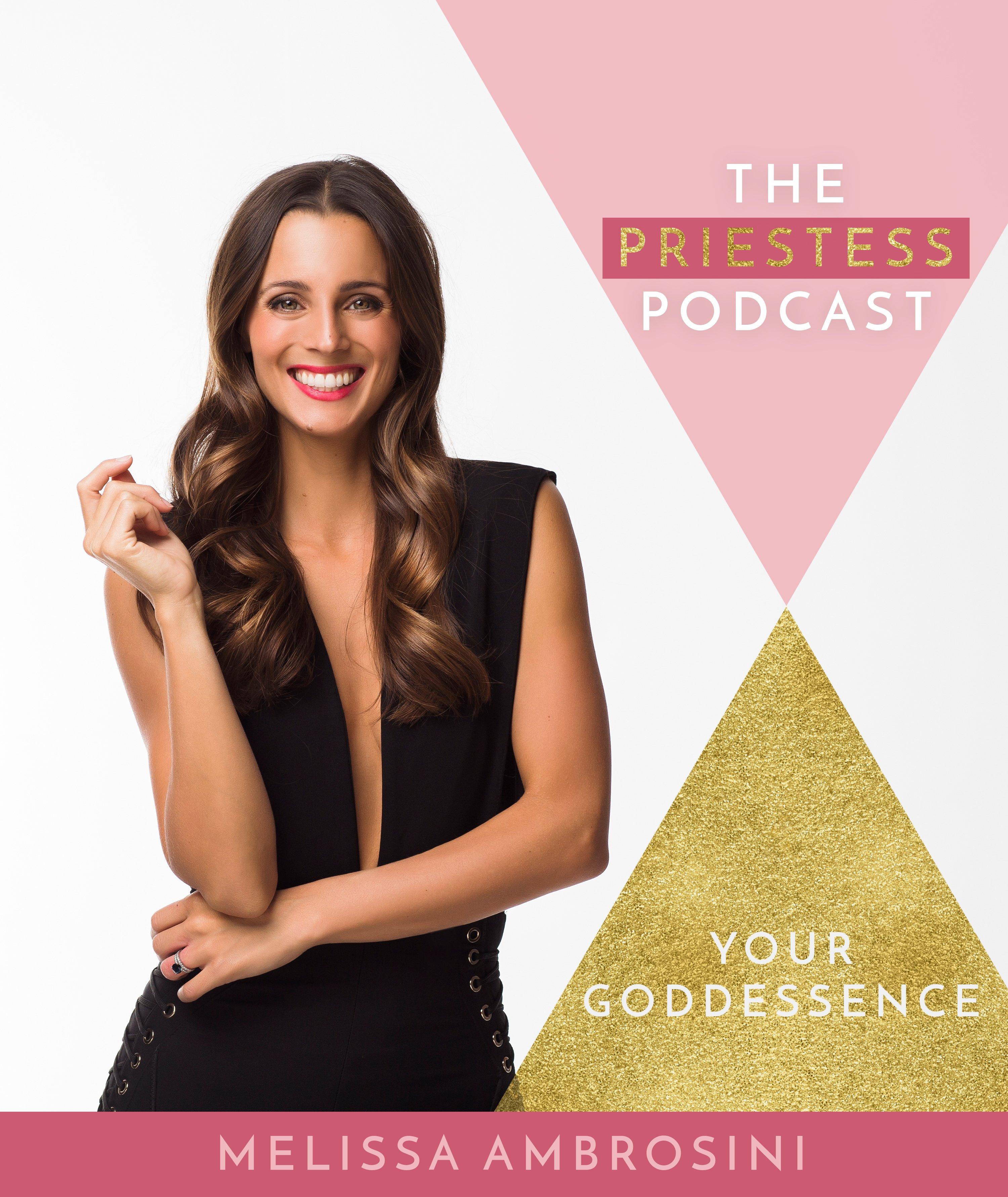 Melissa Ambrosini on Your Goddessence