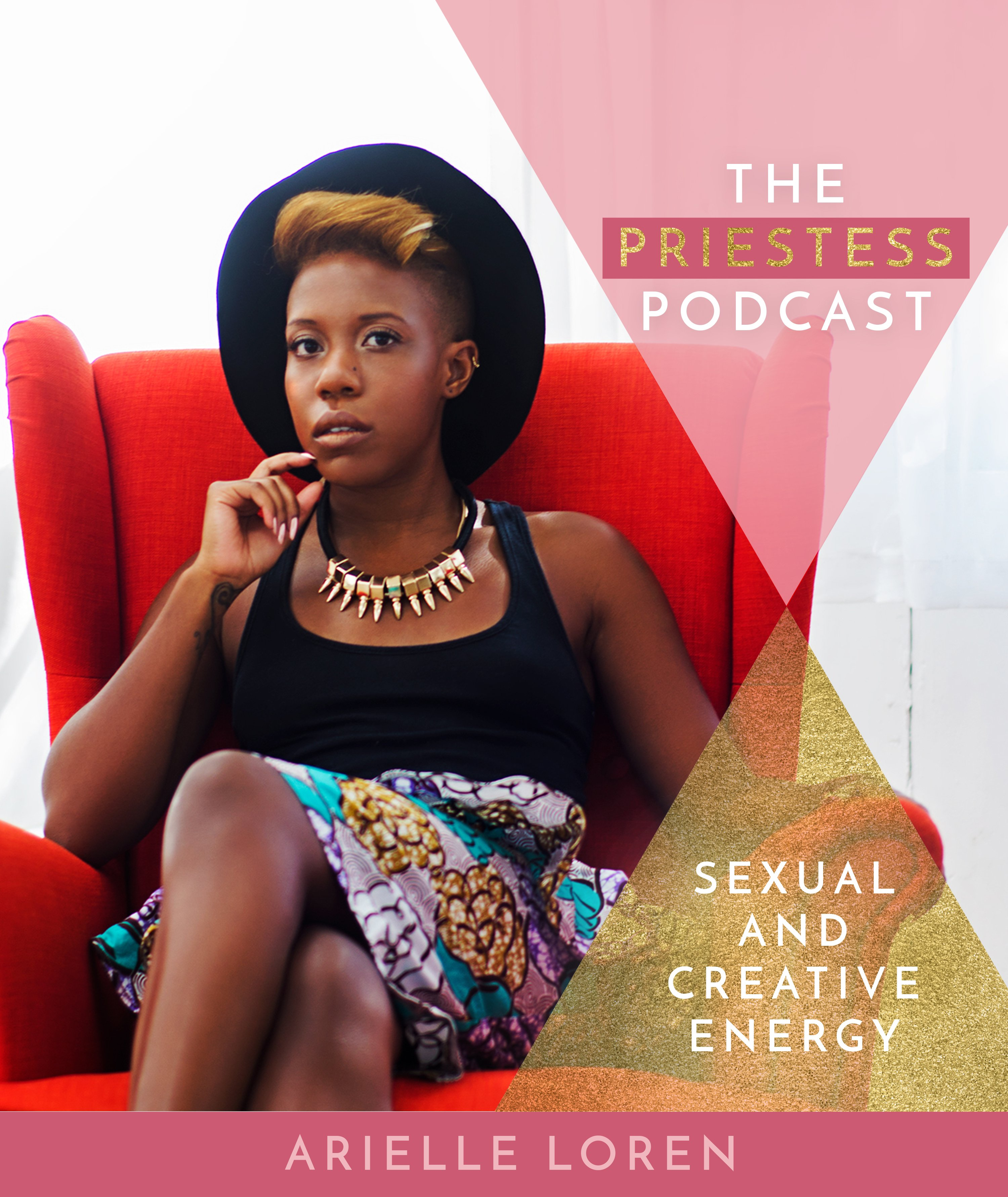 Arielle Loren on Sexual and Creative Energy