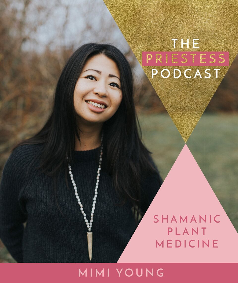 Mimi Young on Shamanic Plant Medicine