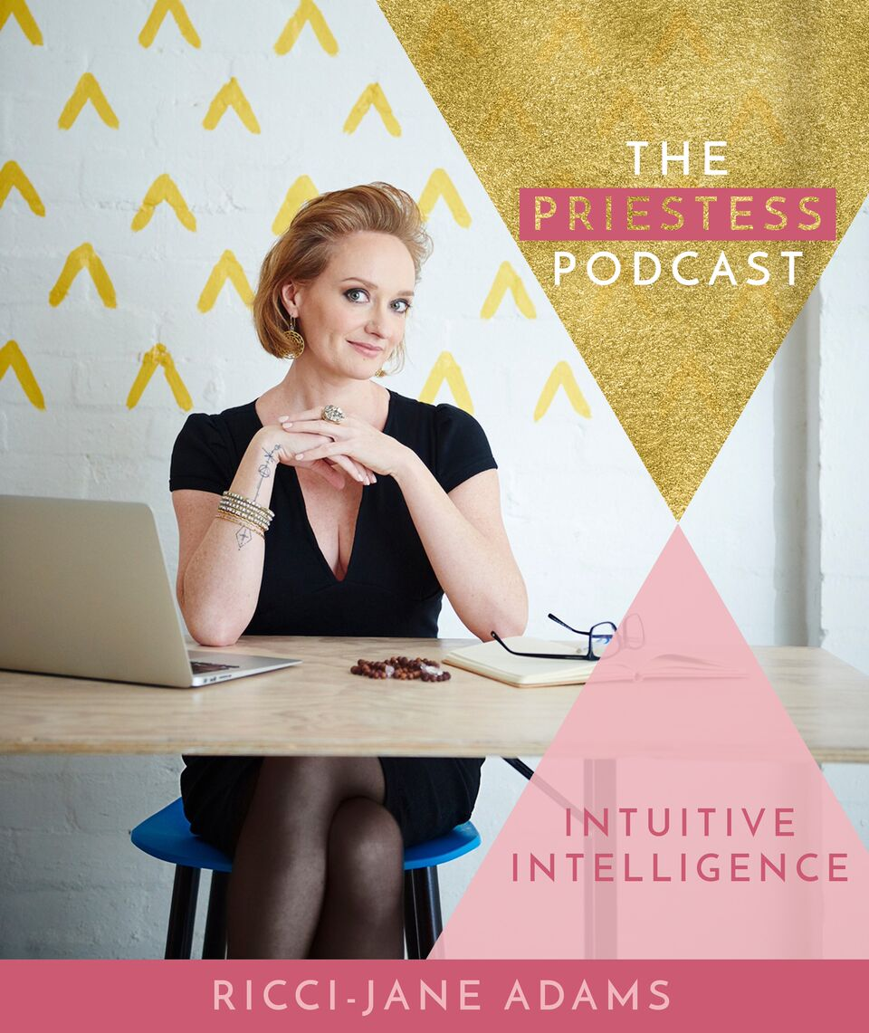 Ricci-Jane Adams on Intuitive Intelligence