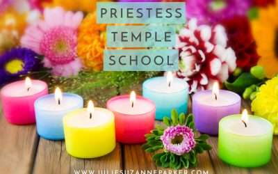 Priestess Temple School with Julie Parker and Sora Surya No