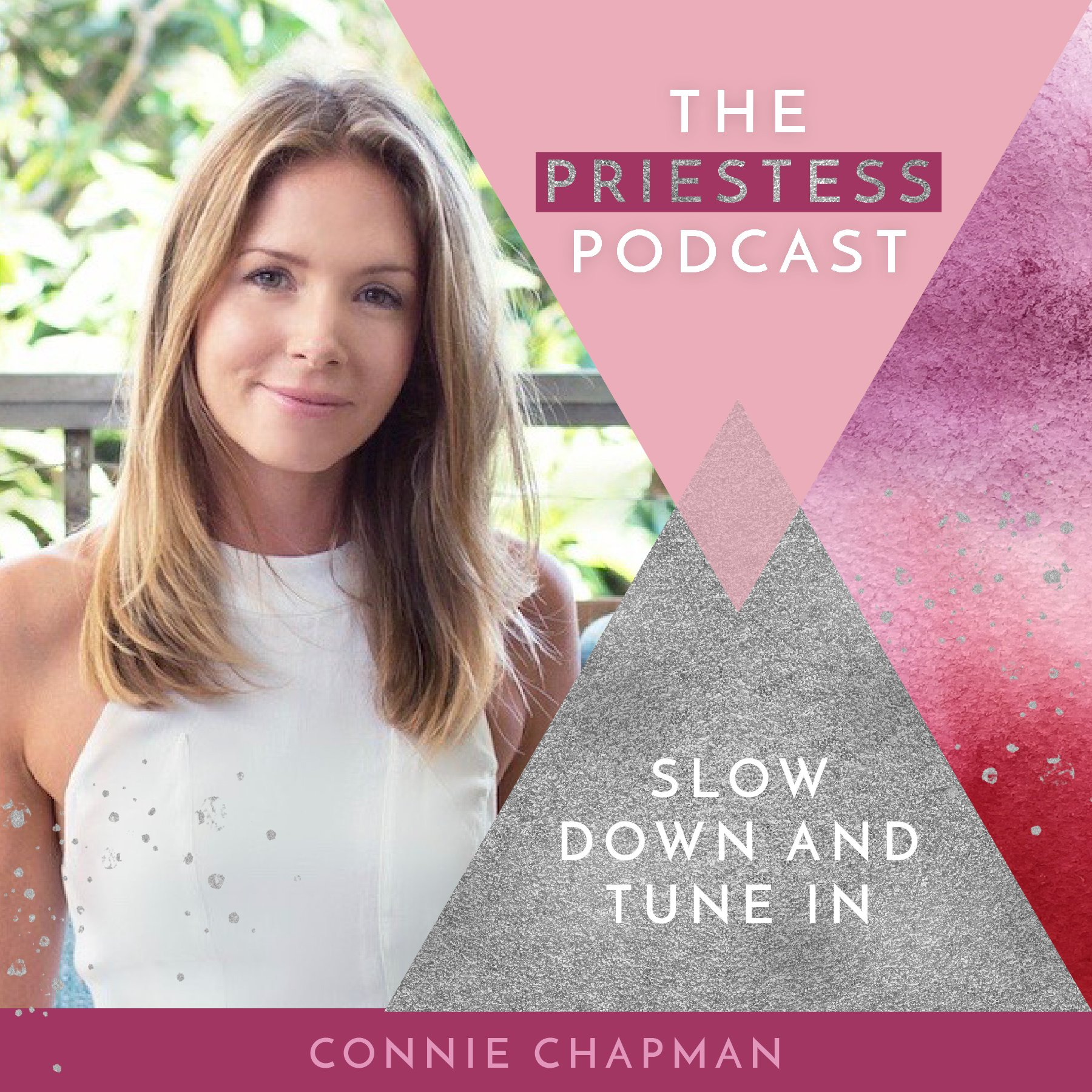 Connie Chapman on Slow Down and Tune In