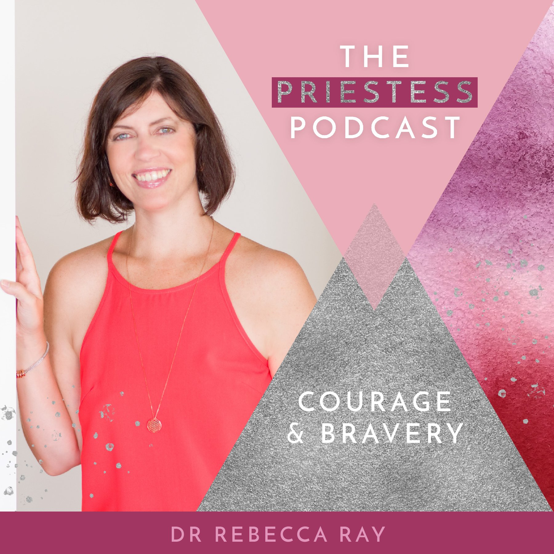 Dr Rebecca Ray on Courage & Bravery