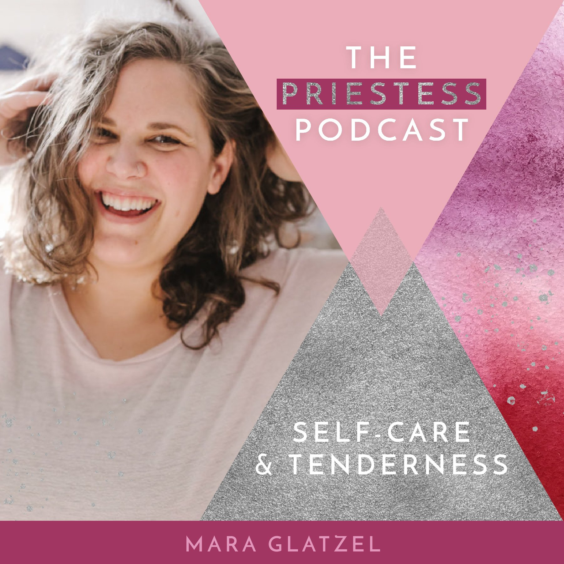 Mara Glatzel on Self-Care & Tenderness