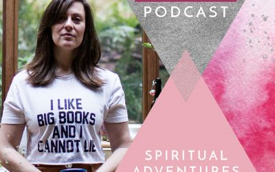 Steph Jagger on Spiritual Adventures