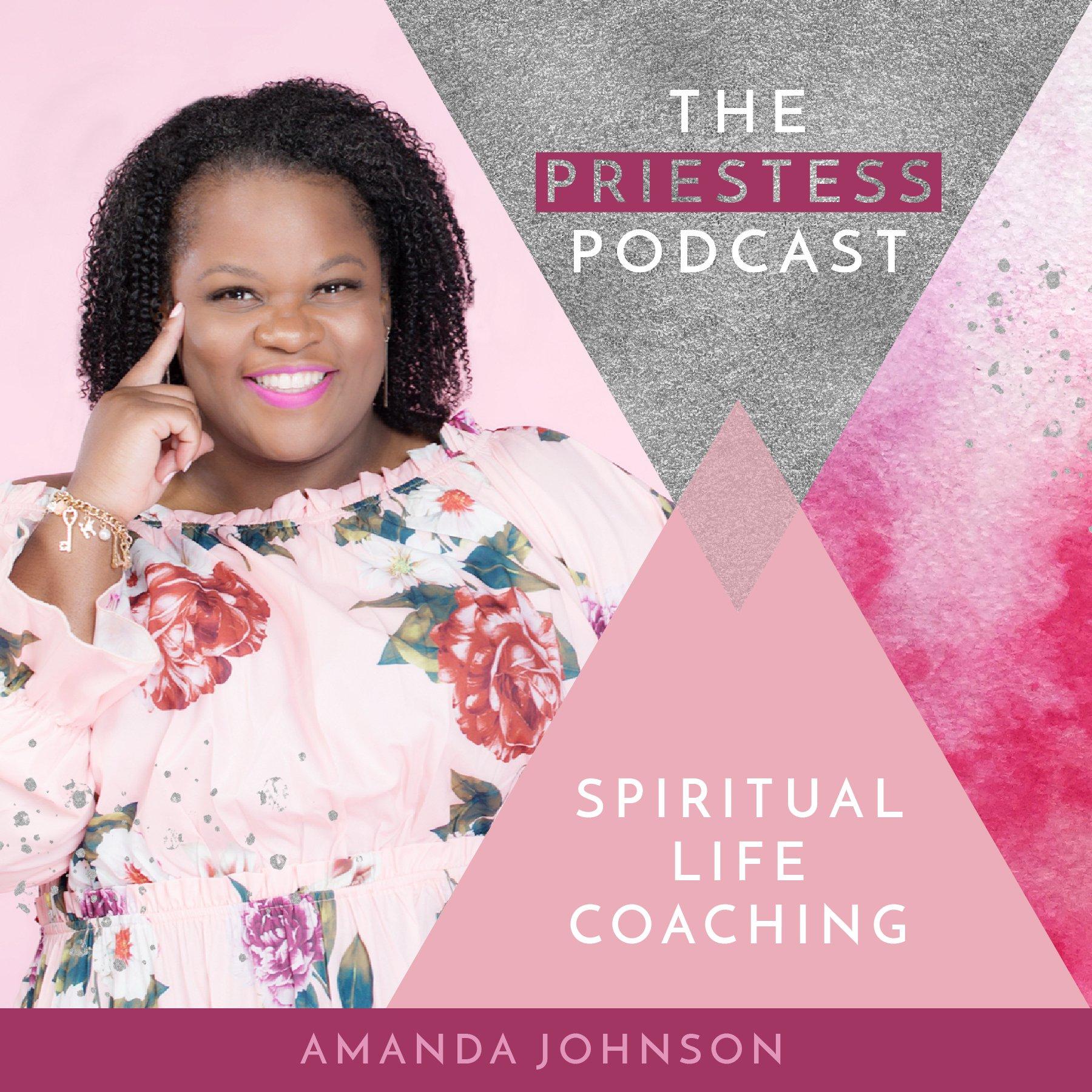 Amanda Johnson on Spiritual Life Coaching