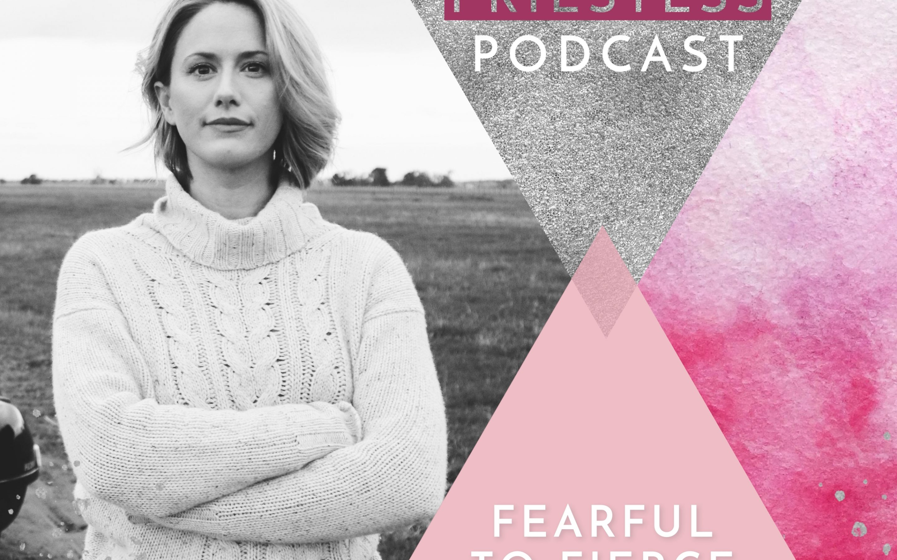 Hayley Carr on Fearful to Fierce