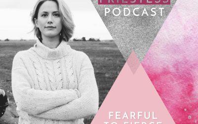 Hayley Carr on Fearful to Fierce