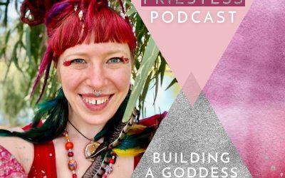 Pia Gaia on Building a Goddess
