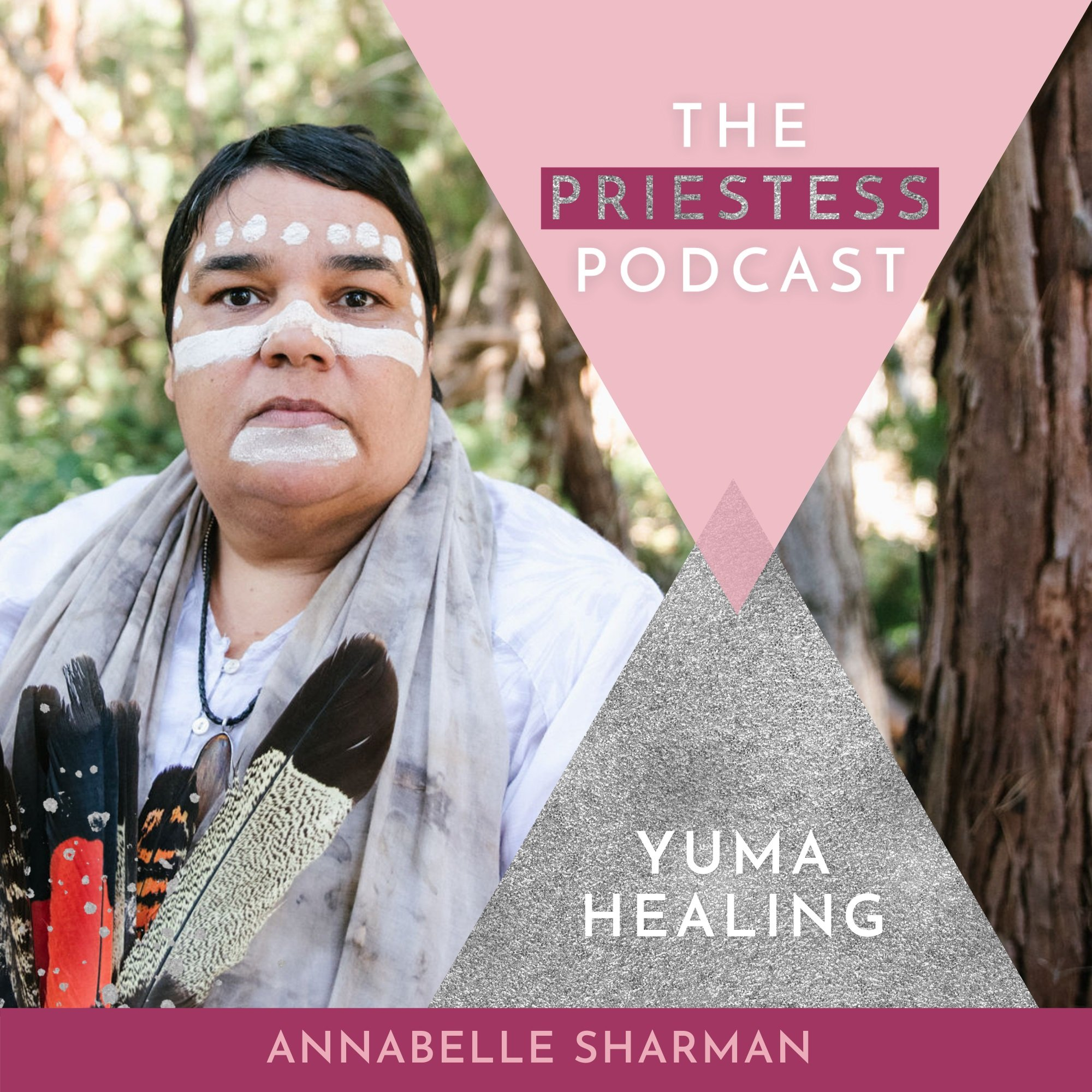 Annabelle Sharman on Yuma Healing