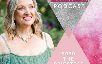 Julie Parker on 2020 The Priestess Podcast Year